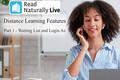 Video: Read Naturally Live: Distance-learning features, Part 1