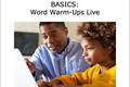 Webinar Video: Word Warm-ups Live basics