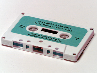 Read Naturally ME Replacement Cassettes