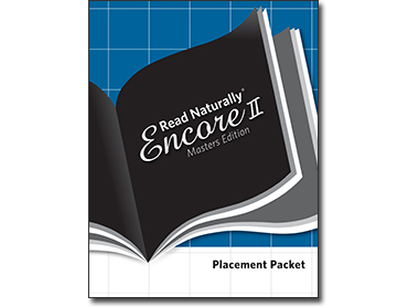 Read Naturally Encore/ME Placement Packet