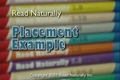 Video: Read Naturally ME/Encore: Placing a student