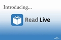 Video: Introducing Read Live