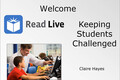 Webinar Video: Read Naturally Live: Keeping students challenged