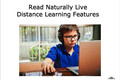 Video: Read Naturally Live: Distance-learning features