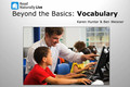 Webinar Video: Read Naturally Live—Beyond the basics: vocabulary
