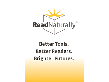 Read Naturally Logo Poster