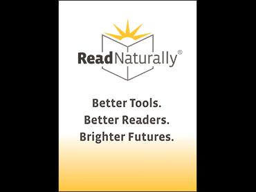 Read Naturally Logo Poster
