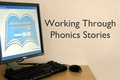 Video: Read Naturally SE: Working through phonics stories