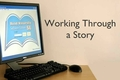 Video: Read Naturally SE: Working through a story