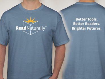 Read Naturally T-Shirt