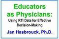 Webcast Video: Using RTI data for effective decision-making