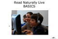 Webinar Video: Read Naturally Live basics