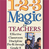 1-2-3 Magic for Teachers book cover