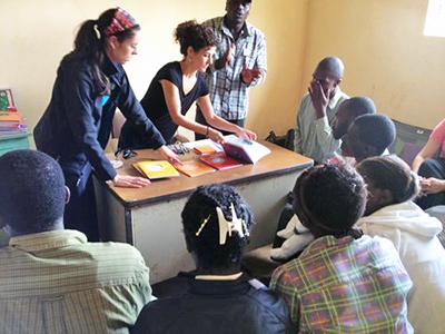 Blog :: Guest Post: Using One Minute Reader in Haiti :: Read