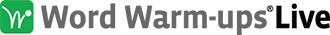 Word Warm-ups Live