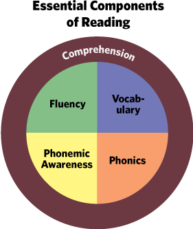 Five (5) Components of Reading :: Read Naturally, Inc