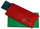 Red and green pouch