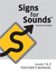 Signs for Sounds Teacher's Manual