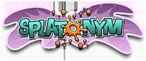 Splat-O-Nym logo