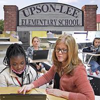 Upson Lee Elementary